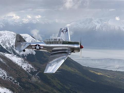 Alaska Professional Photography: Aviation and Assignment